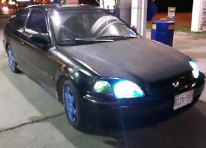 Vtech 98 Civic Si with 80k on motor