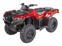 2020 Honda TRX420 4WD Manual 6.9% HP Finance, TRX 420 Quad ATV FM1 FM2 FE1 420cc