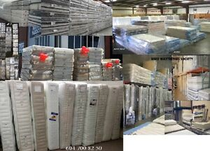 DELUXE SELECTIONS OF USED MATTRESSES MORE THE 1000 MATTRESSES