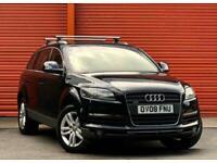 2008 Audi Q7 3.0 TDI SE Tiptronic quattro 5dr SUV Diesel Automatic