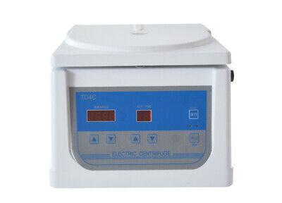815ml Low Speed Lab Blood Centrifuge New Prp Medical Beauty Desktop Td4c 110v