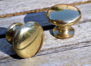 solid brass drawer knobs