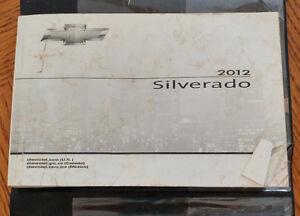 Owner's Manual - 2012 GMC Silverado