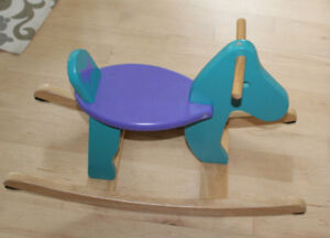 IKEA rocking doggie (rocking horse)