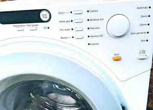 MIELE HONEYCOMB W1913, 7 kg washing machine 4*EFFICENCY  as new Bankstown Bankstown Area Preview