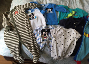 Baby boy 6 month clothes