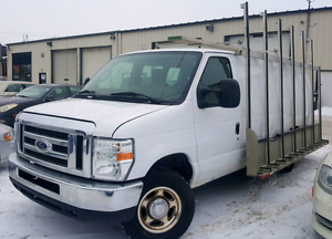2009 Ford E250 XL Allongé **BAS KM!**