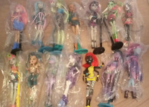 Monster High Lot