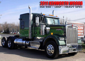 2011 KENWORTH W900B ***HEAVY SPEC***RELISTED***