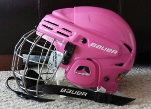 Bauer 2100 helmet and face mask combo. Size S (kids) $30
