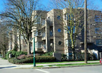 Tastefully Appointed Top Floor Furnished Condo in Kitsilano #658