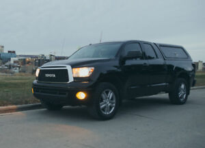 2013 Toyota Tundra | Leather | Topper | Remote start | Subwoofer