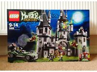 Lego Monster Fighters 3 Sets New