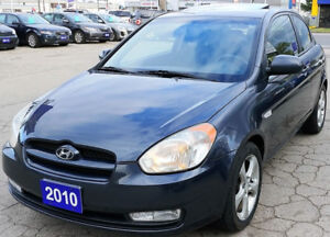 2010 Hyundai Accent Sport Loaded