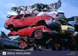 Scrap your vehicle for a good cause