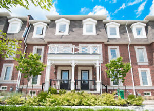 **Beautifully Upgraded Condo Townhouse For Sale**