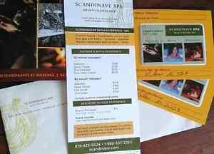 Carte cadeau / gift certificate