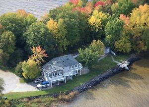 Lakefront House, cottage or income property for sale you decide.