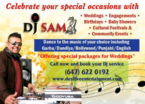 Dj service for your events