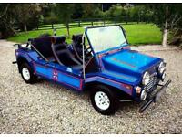 AUSTIN JIMINI - MINI MOKE - JUST 3,750 MILES FROM NEW - TIME WARP FIND - PX