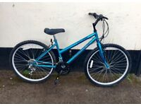 "LADIES PROBIKE MOUNTAIN BIKE 16"" FRAME £45"