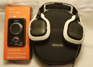 Astro A40 with MixAMP and accessories