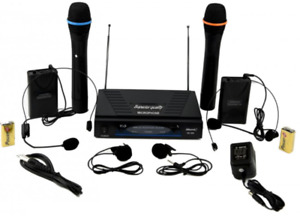 Looking to buy a Wireless mic. set