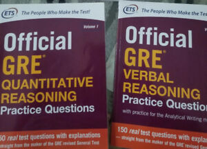 official guide to GRE test 2nd ed.