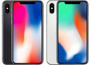 Brand New & Unlocked iPhone-X 64GB / 256GB on Special Sale !!!