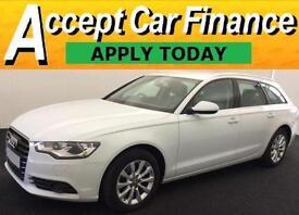 Audi A6 Avant 2.0TDI ( 177ps ) ( C7 ) 2013MY SE FROM £67 PER WEEK!