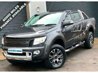 2015 Ford Ranger Limited 2.2 4X4 Double Cab 150BHP Manual Raptor Style 80K