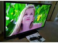 JVC 49 inch Smart led tv LT-49C760 with built-in WIFI