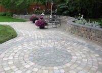 Paving Stones, Synthetic Grass, Retaining Walls, Lawn Replace