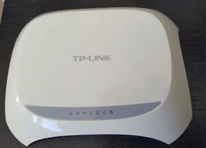 TP-LINK WIRELESS ROUTER 150 Mbps