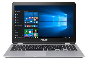"ASUS VivoBook Flip TP501UA-SS51T-CB: 15.6""/8GB RAM/1TB HDD"