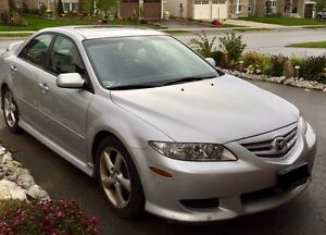 2004 Mazda 6 - As Is