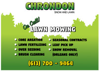 Chrondon Snow & Lawn Maintenance