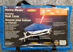 Boat Cover for 14-16 foot boats NIB Marine Master Premier NEW!