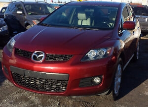 2007 Mazda CX-7 , Leather -  Certified