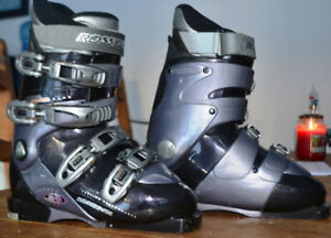Rossignol Impact XT Carving Performance downhill ski boots, Wo