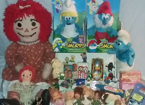 TOYS (lots of Vintage 70's-80's)