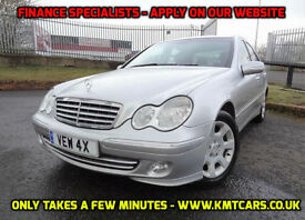 2004 Mercedes-Benz C220 2.1TD Auto CDI Elegance SE - KMT Cars