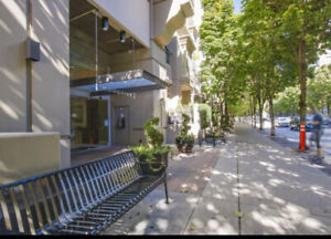 Downtown Vancouver Townhouse for Rent