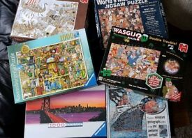 6 puzzles for £10