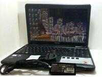 TOSHIBA SATELLITE C660 SERIES INTEL-DUAL CORE CPU @ 2.10GHz 4/320GB HDD WIN 7 HOME PREMIUM LAPTOP