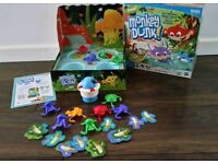 Monkey Dunk Board Game/Toy