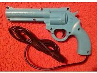 Sega Mega Drive Konami Justifier light gun. For Lethal Enforcers etc. Retro MD / Genesis