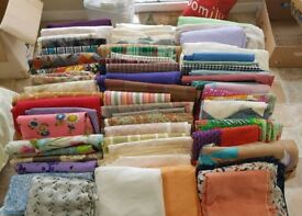 FABRIC MATERIAL - Huge selection of material for sewing and dressmaking