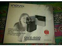 Inovix digital camcorder DVZ-500