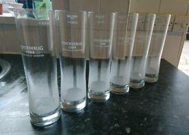 Rekordelig glasses